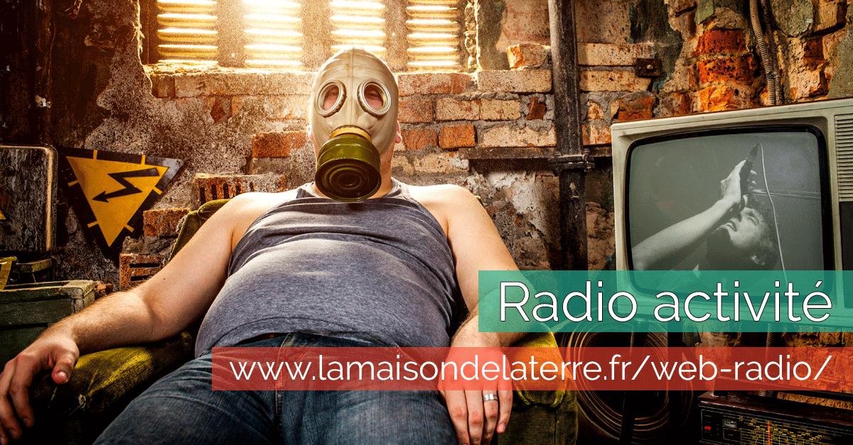Web Radio de la Maison de la Terre