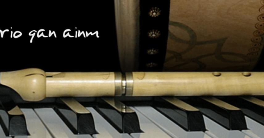 Trio Gan Ainm Concert Irlandais