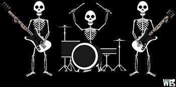 Concert Skeleton Band - 2015-05-01