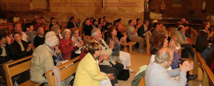 Eglise de Poucharramet - Terre de Choeurs - 2015-05-30