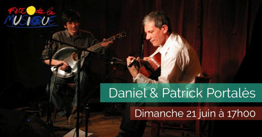 Daniel et Patrick Portalès - 2015-06-21
