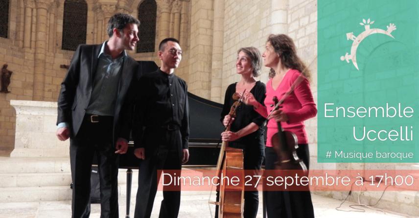 Dimanches classiques - Ensemble - Uccelli - 2015-09-27