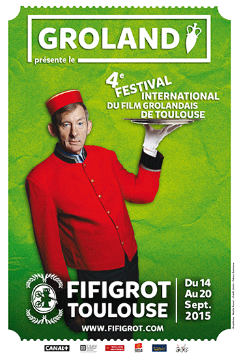 Affiche Festival Fifigrot Grolandais 2015