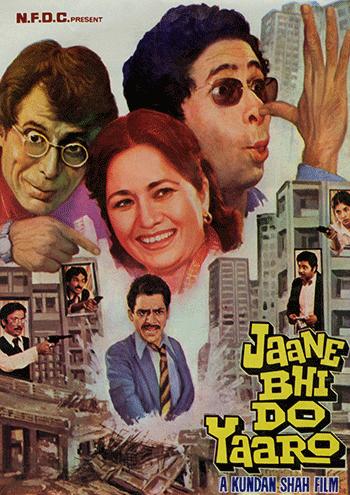 Affiche Jaane Bhi Do Yaaro - 2015-10-02