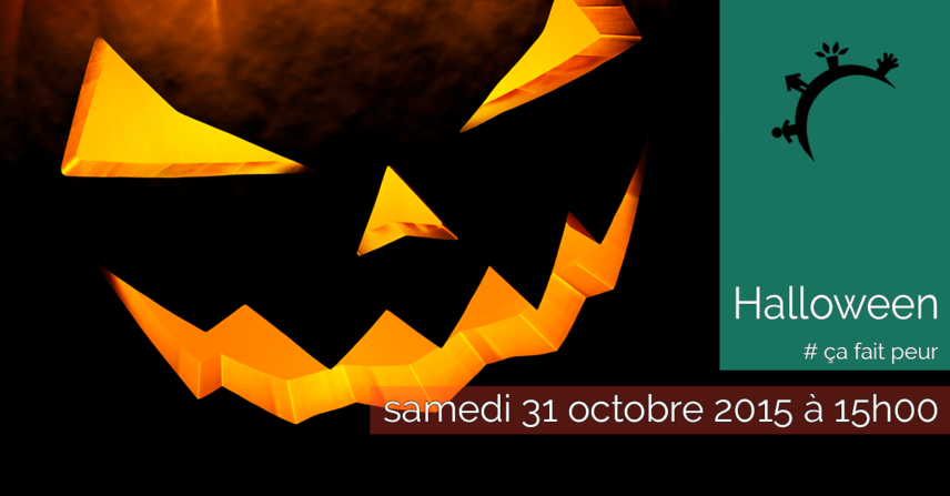 Halloween - Samedi 31 octobre 2015