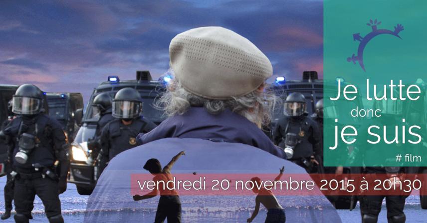 Film - Yannis Youlountas - Vendredi 20 novembre 2015