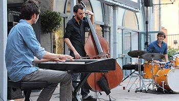Concert - Lorenzo Naccarato Trio - Samedi 5 décembre 2015