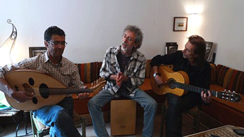 Concert Les Doigts du Sable - Thema - Week-end Maghreb - Vendredi 13 et Samedi 14 novembre 2015