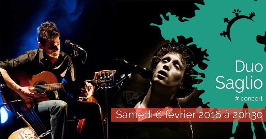 Concert - Duo Saglio - 2016-02-06