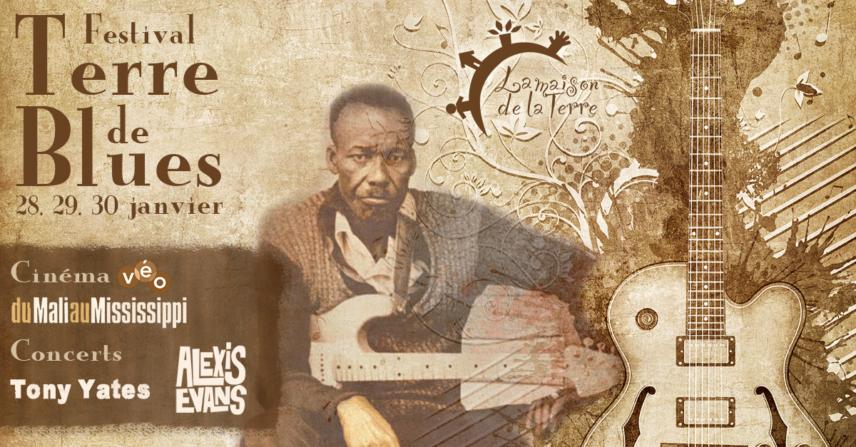 Festival - Terre-de-Blues - 2016-01-28
