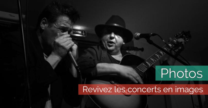 Photos des évènements à la Maison de la Terre - Weeping Widows, Nicolas Cassagneau & El Communero