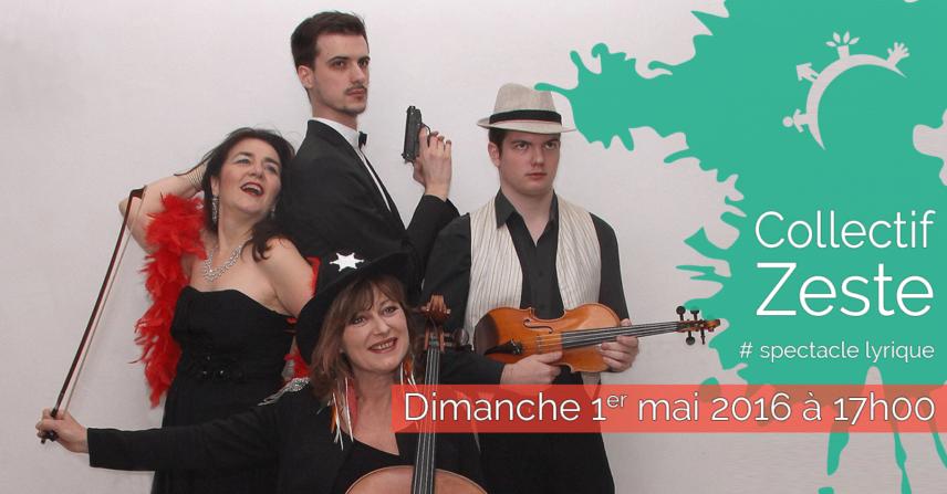 """Dimanche Classique """"Pile ou Face"""" - Dimanche 1er mai 2016"""