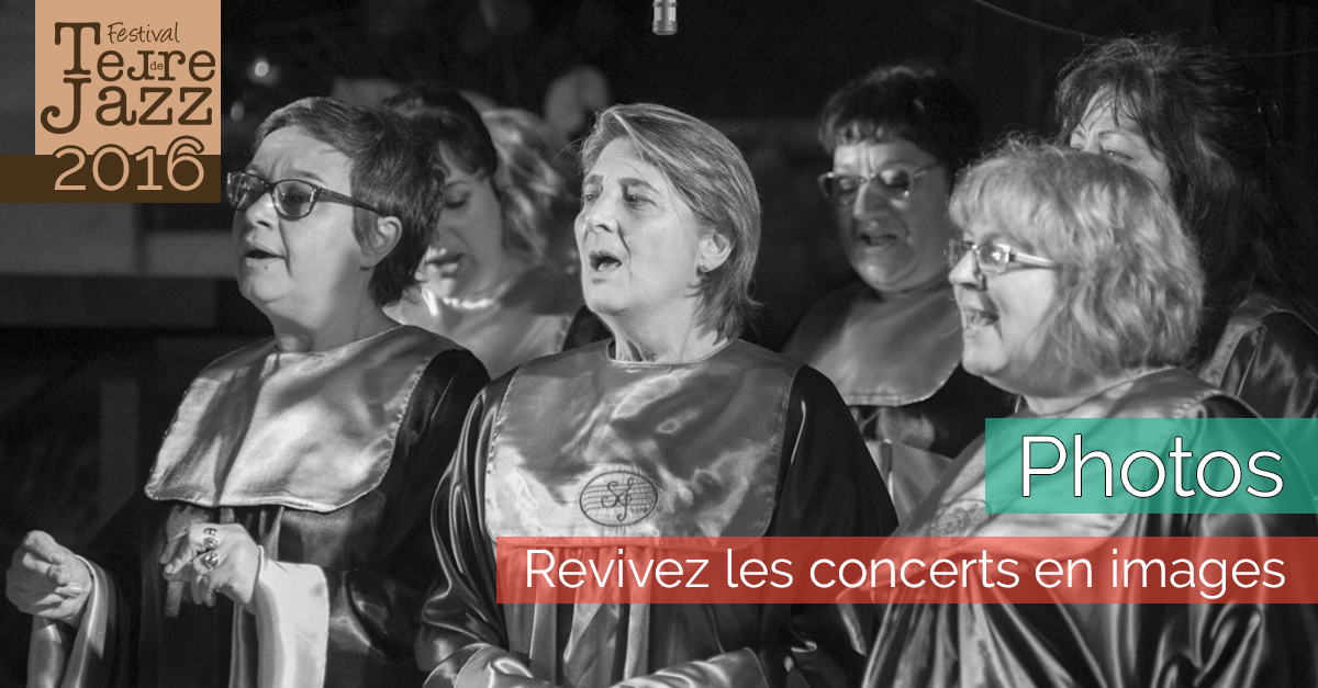 Photos du concert Swing Gospel