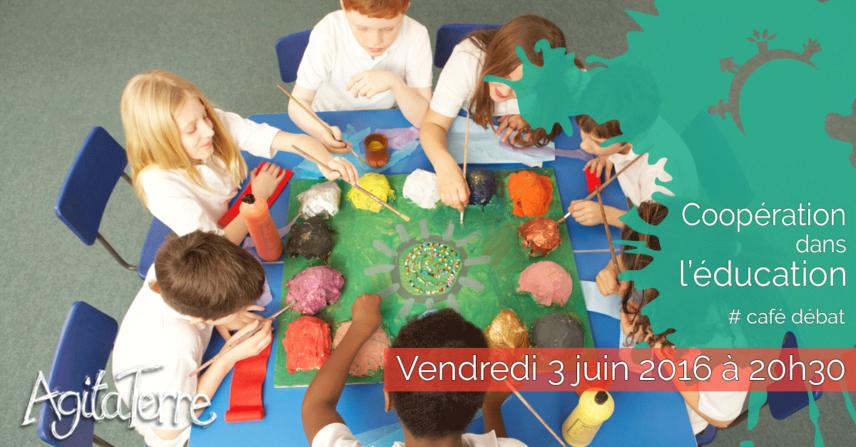 Conférence - La coopération dans l'éducation - Vendredi 3 juin 2016