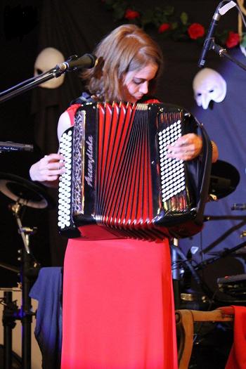 Illustration - Concert ACT Clara Sanchez – Vendredi 1er juillet 2016