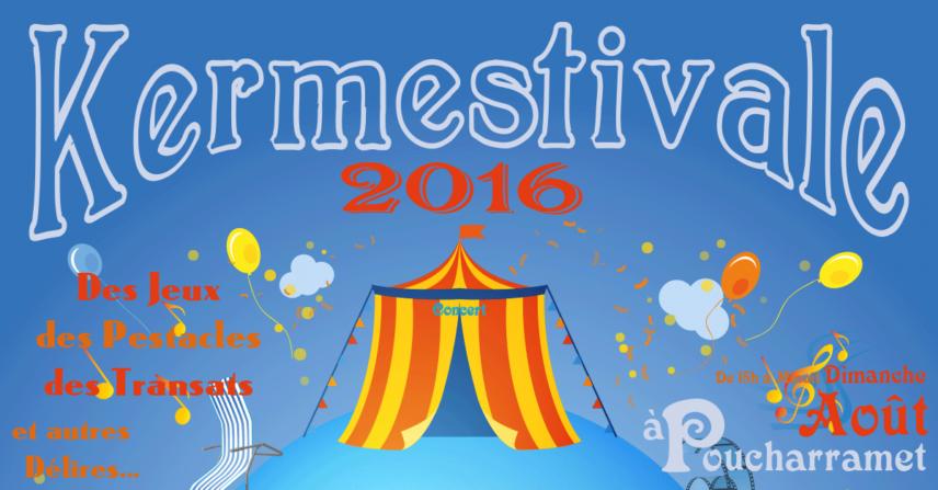 La Kermestivale 2016 – Dimanche 28 août