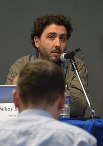Conférence Nikos Smyrnaios - Syriza, et après ?