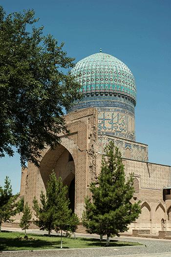Illustration 1 - Théma - Escales en Ouzbékistan - vendredi 27 janvier 2017