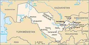 Illustration 2 - Théma - Escales en Ouzbékistan - vendredi 27 janvier 2017