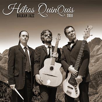 Illustration - Concert - Hélios Quinquis Trio - Samedi 11 février 2017