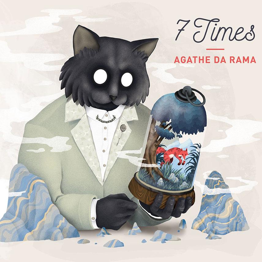 Illustration - Concert, Agathe da Rama 4tet, samedi 25 novembre 2017