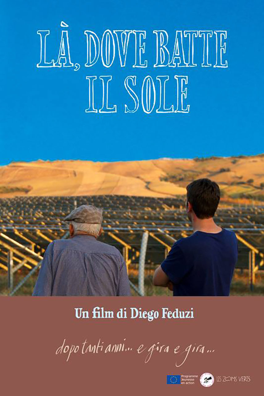 Affiche  - Là, dove batte il sole, film de Diego Feduzi
