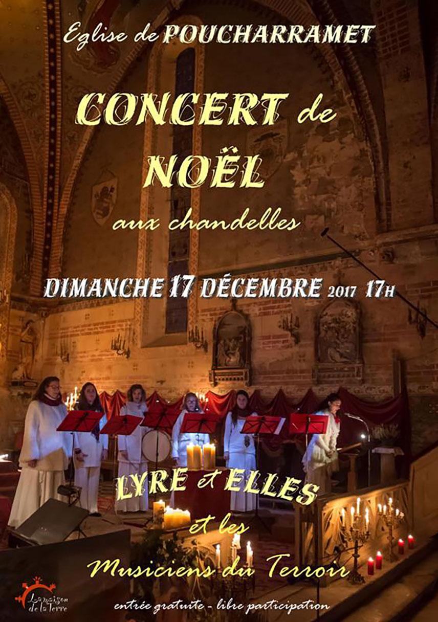 Illustration - Concert de Noël, dimanche 17 décembre 2017