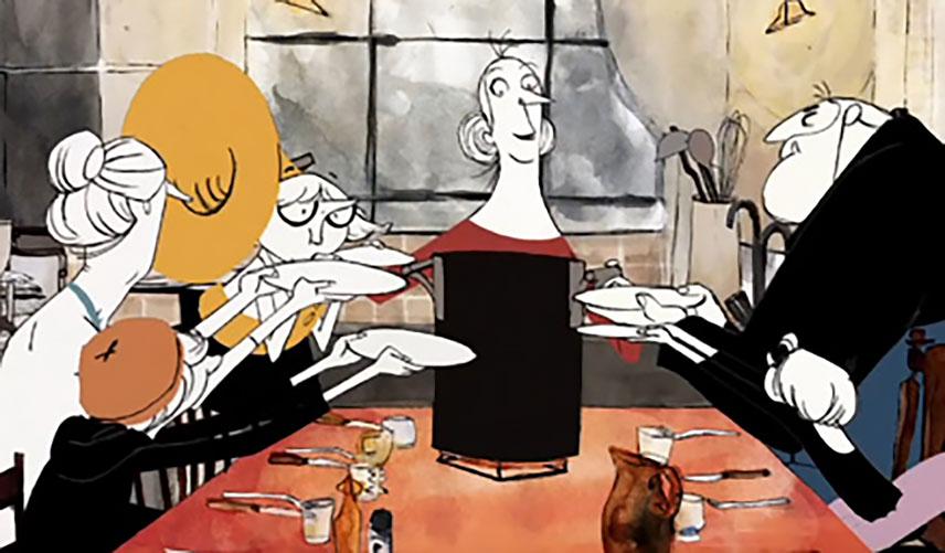 Illustration - Spectacle jeune public, Fête du court métrage, mercredi 14 mars 2018