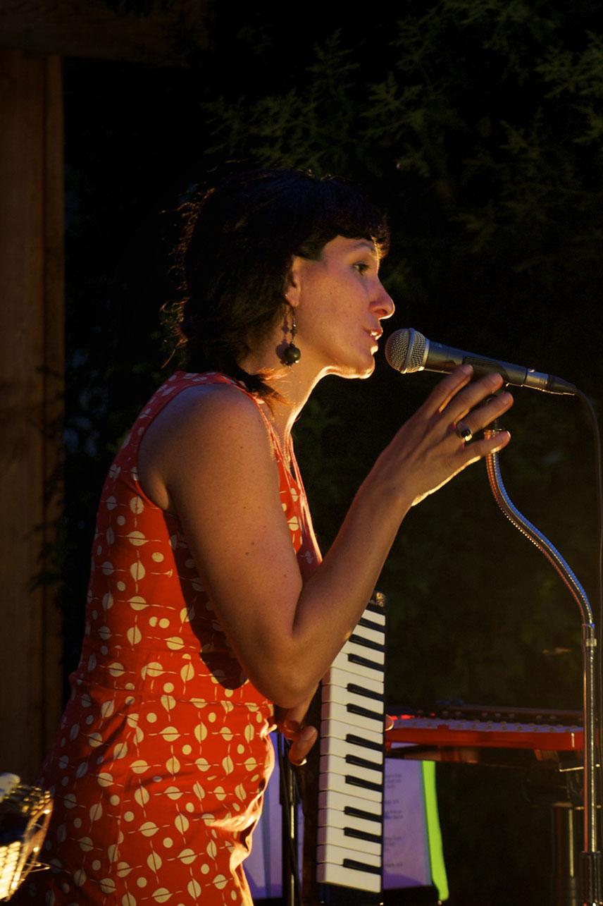 Illustration - Brunch, concert, Lina Modika, dimanche 29 juillet 2018