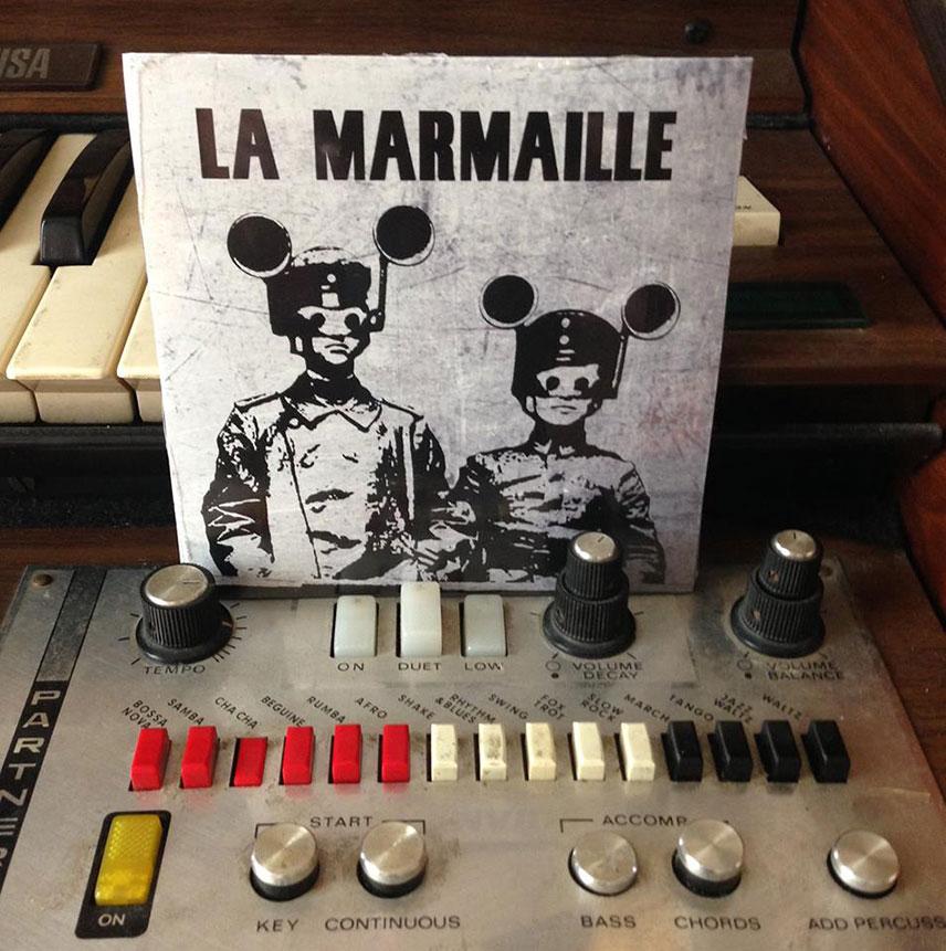 Illustration - Cœur Estival, Concert, la Marmaille, dimanche 12 août 2018