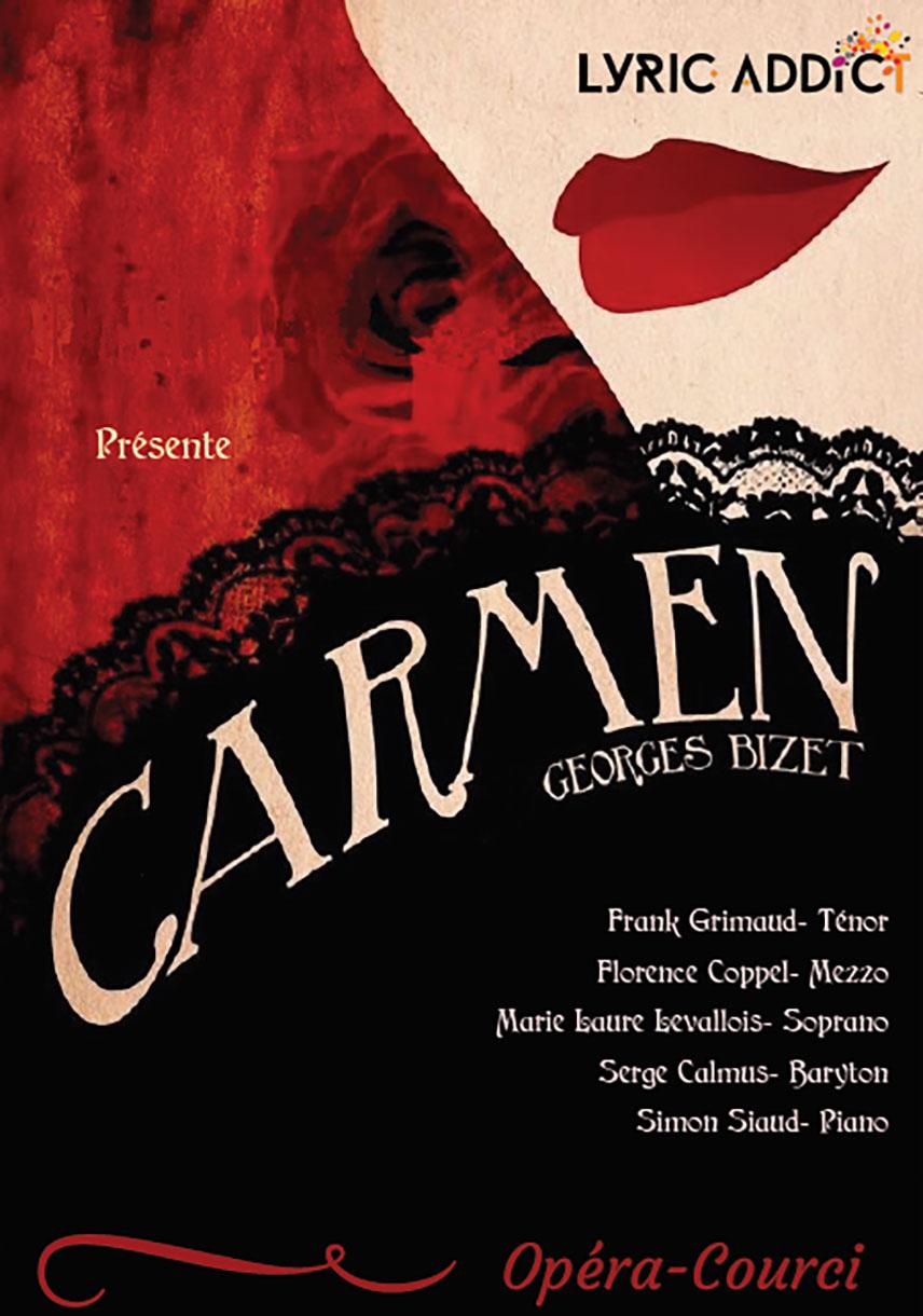 Illustration - Concert, Carmen Opéra-courci, dimanche 18 novembre 2018