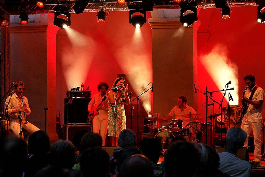 Illustration - Concert, La Ceiba, samedi 13 octobre 2018