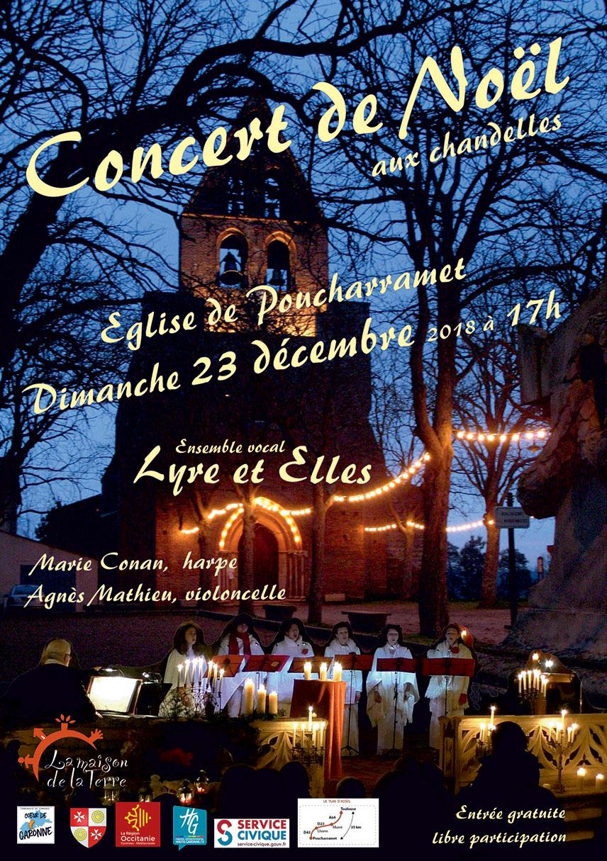 Illustration - Concert de Noël, dimanche 23 décembre 2018