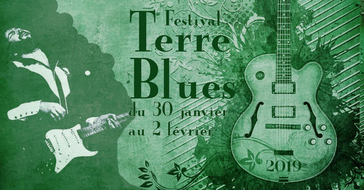 Festival Terre de Blues - La Maison de la terre