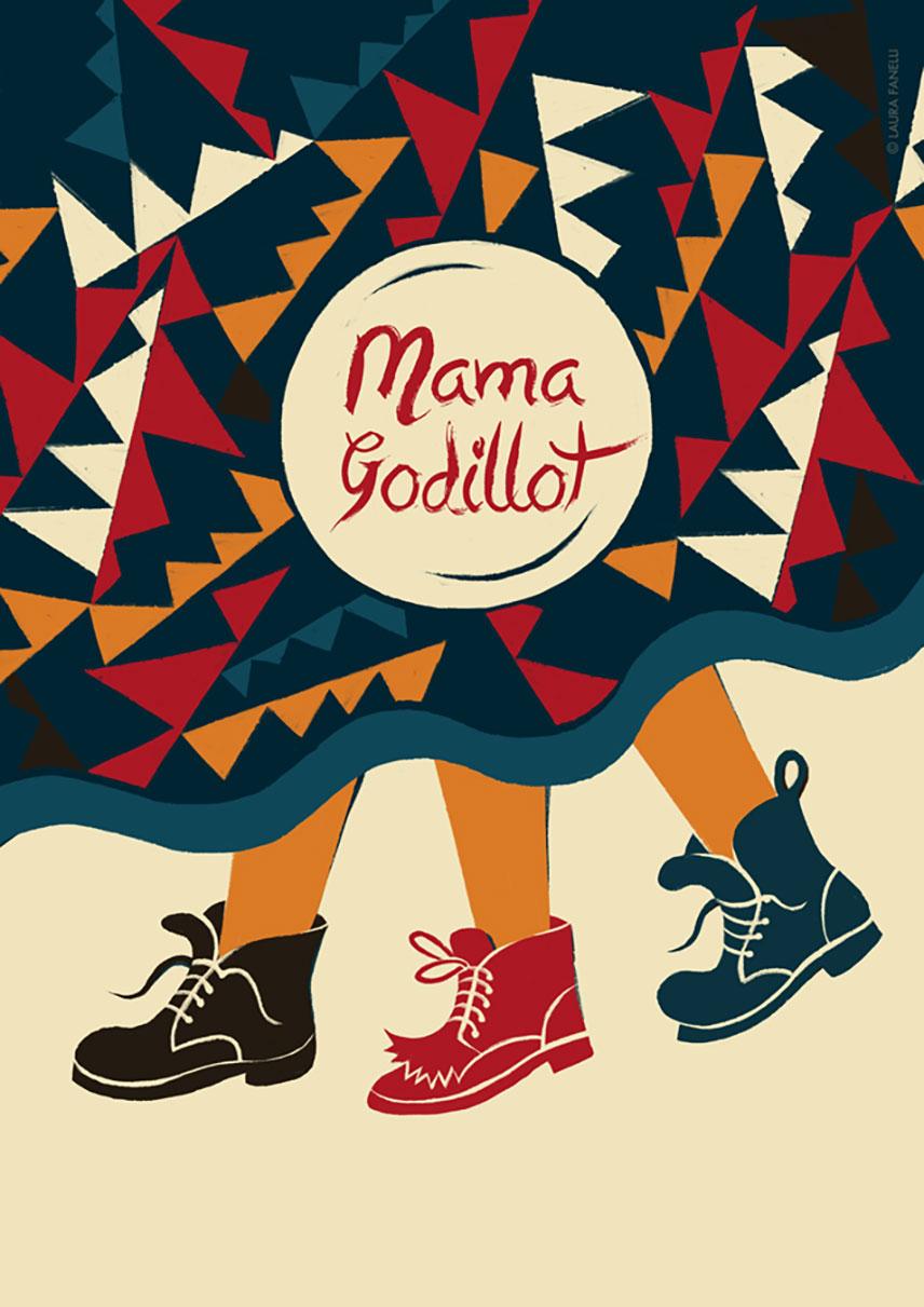 Illustration - Concert, Mama Godillot, samedi 9 février 2019