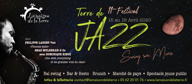 Festival Terre de Jazz 2020