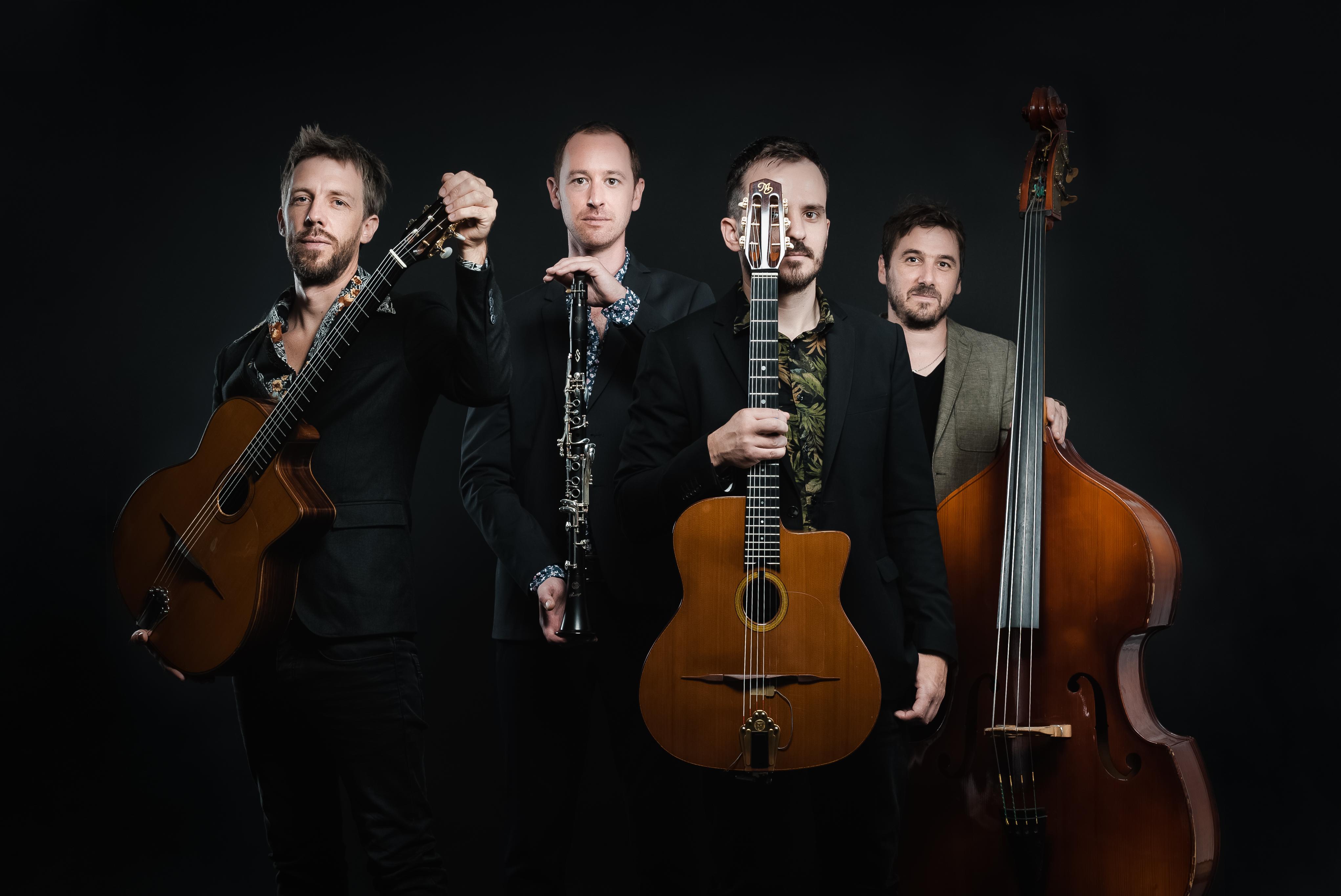 Terre de Jazz, jeudi 16 avril 2020, Concert Sheik of swing