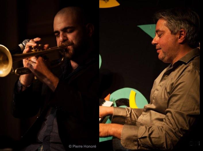 Terre de Jazz, Leçon de Jazz, Nicolas Gardel & Therry Ollé, mercredi 15 avril 2020