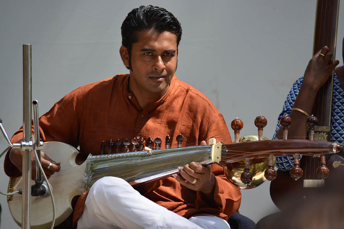 Concert et danses indiennes, KATHAK et SAROD, Samedi 23 Mai 2020