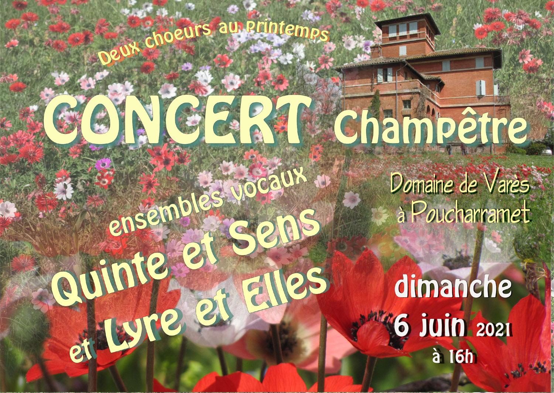 Illustration - Concert Lyre et Elle, dimanche 6 juin 2021